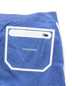 useful board shorts made from recycled ocean plastic