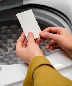 Fresh Linen Zero Waste Laundry Strips