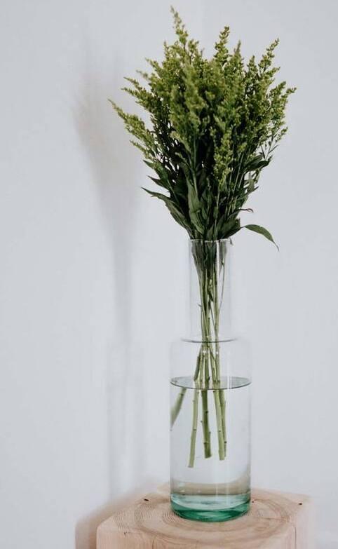 The two tiered Doppio Vase