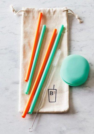 Boon Supply - Reusable Drinking Straws