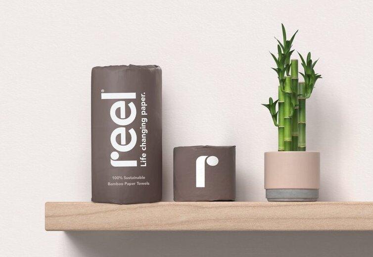 Reel Paper - Bamboo Toilet Paper