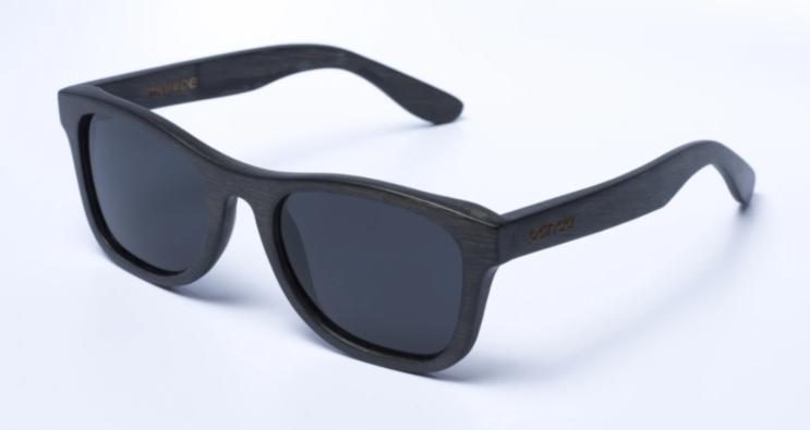 Monroe Bamboo Sunglasses