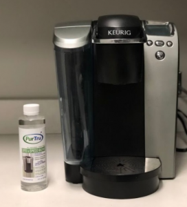 PurTru's Coffee & Espresso Machine Descaling and Cleaning Solution
