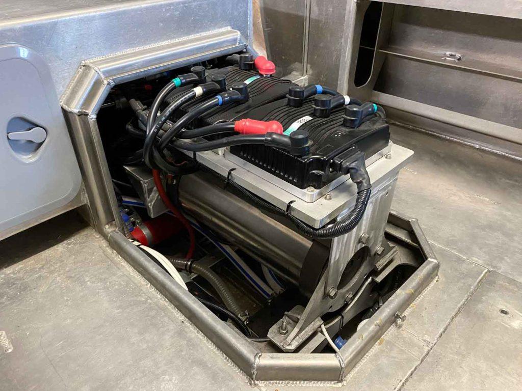 electric boats  aluminum electric motor