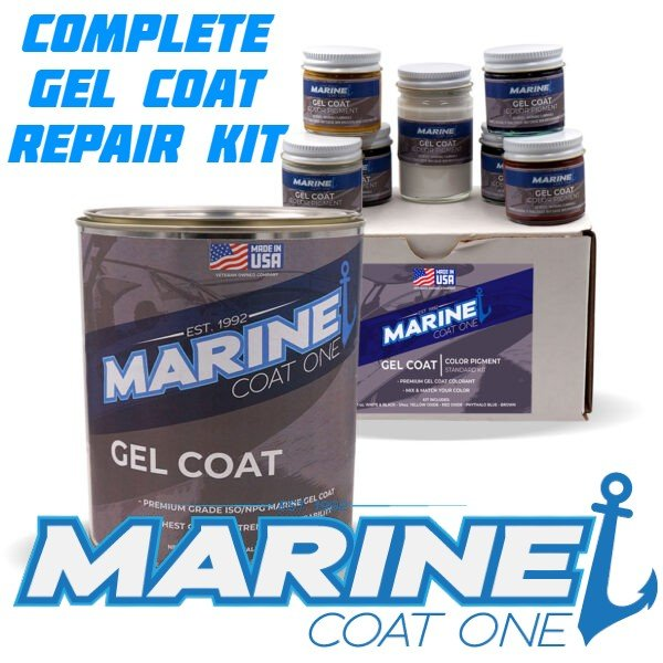 Best Boat gelcoat Repair Kit on The Market