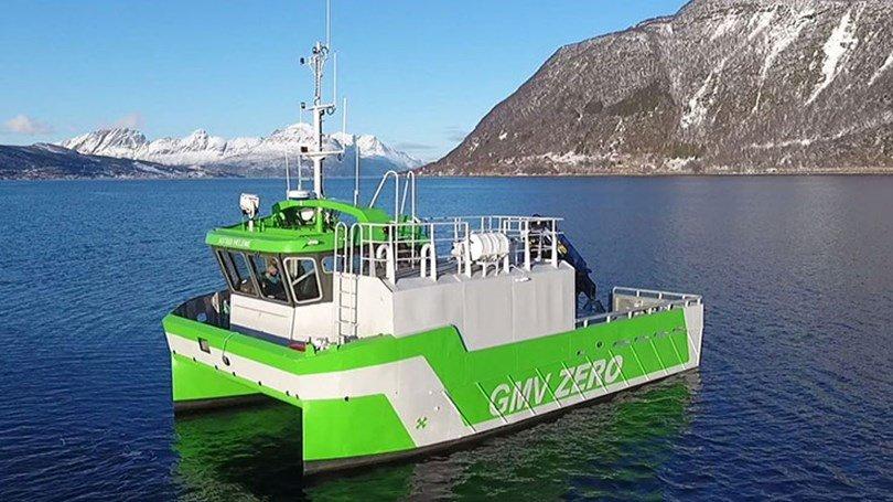 Astrid Helene fishing boat